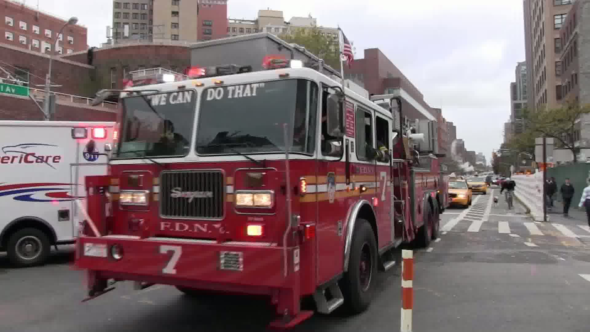 Tower Ladder 7 FDNY