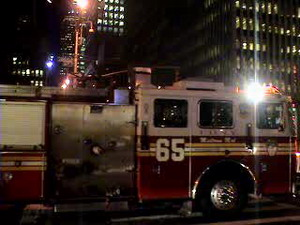 Engine 54 + Engine 65 + Battalion Chief FDNY