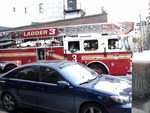 Ladder 3 + Battalion 6 FDNY