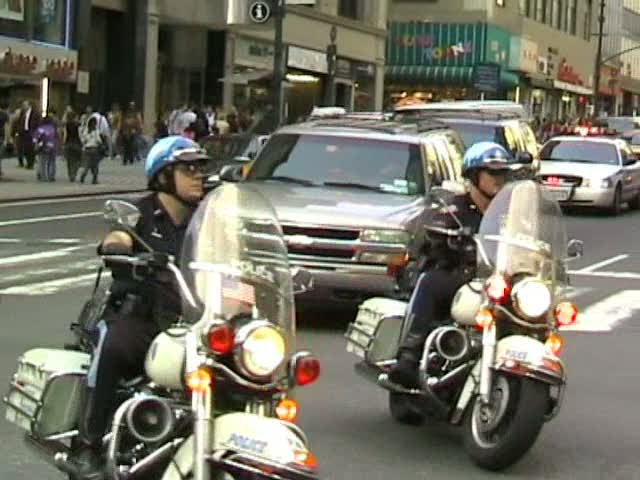 Police Bikes + Cars NYPD (stream)