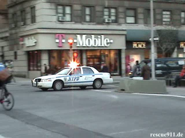 Police Car NYPD (stream)