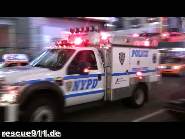 Police Vehicles NYC (collection) (stream)