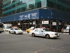 Police Cars NYPD