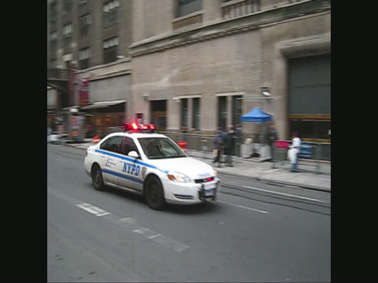 Police Cars NYPD (collection)