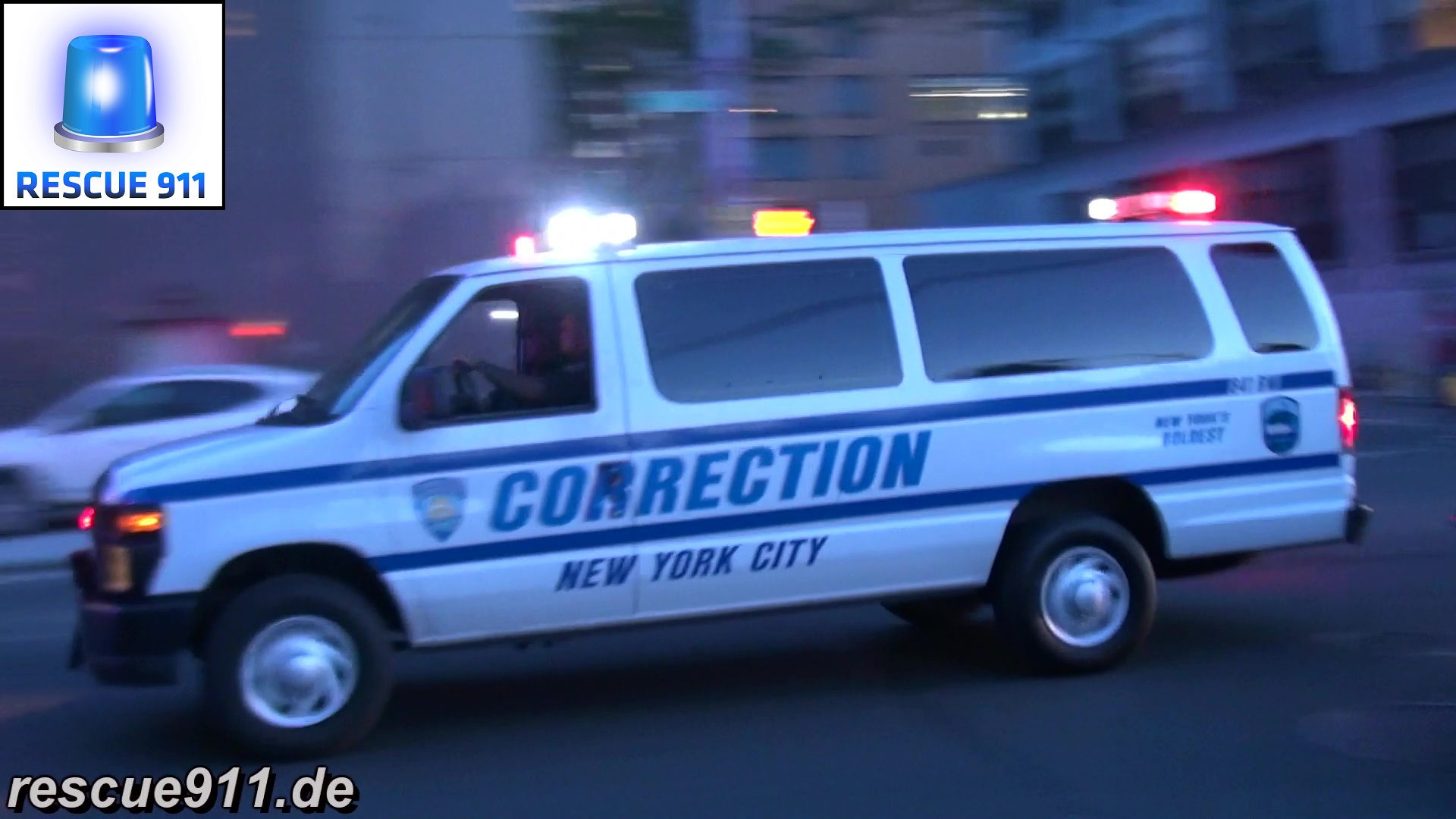 NYC Correction (collection) (stream)