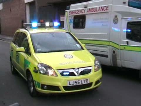RRV + Ambulance LAS (stream)