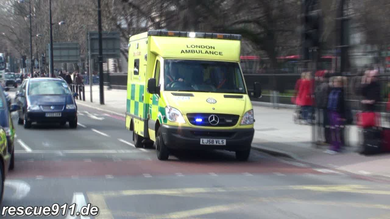 Ambulance LAS (stream)