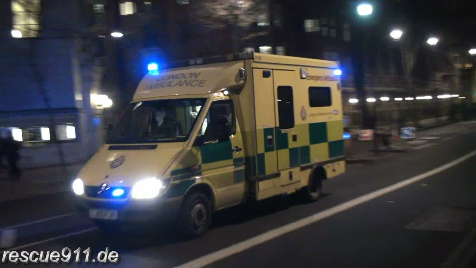 2x Ambulance LAS (stream)
