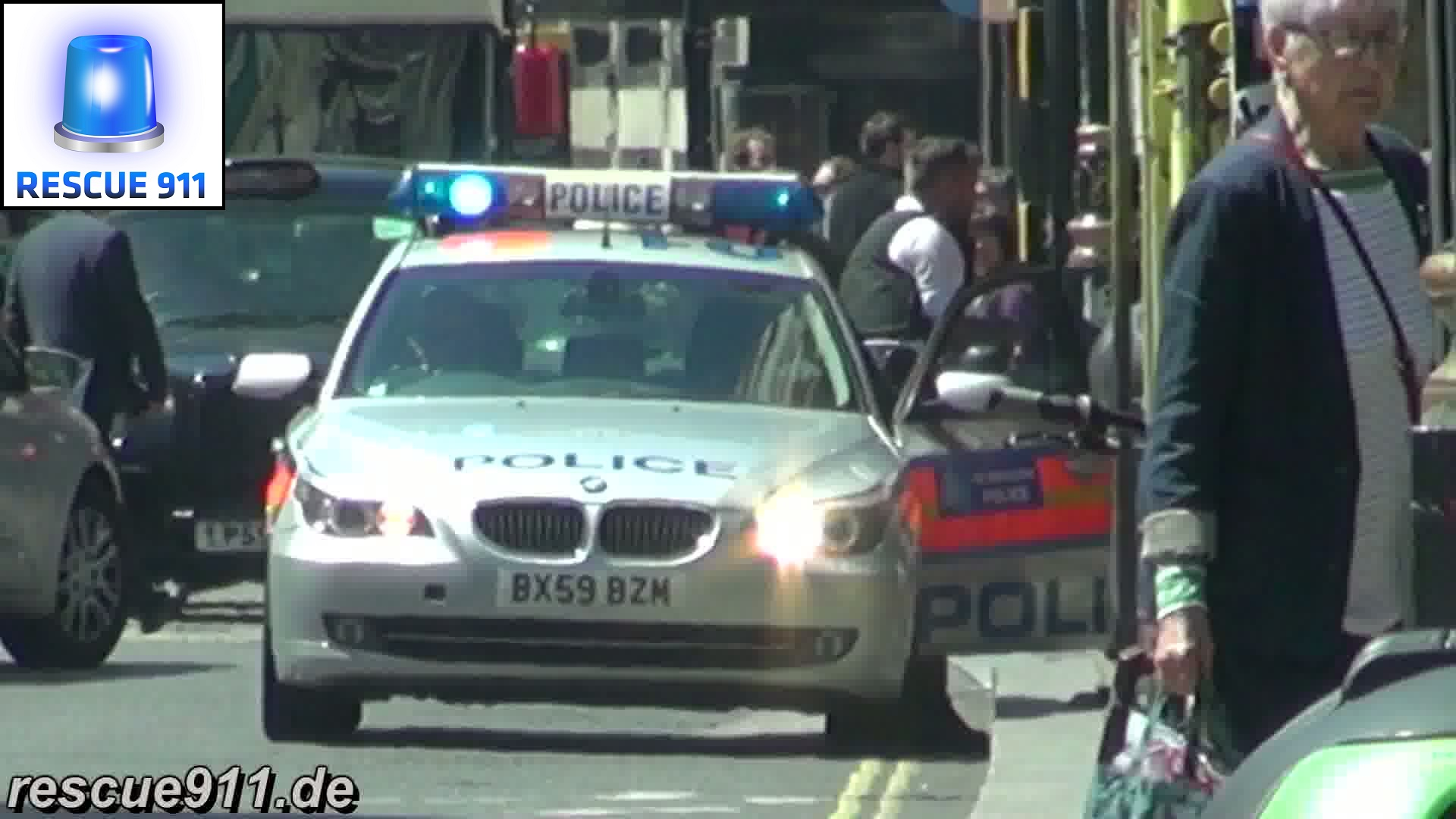 London Emergency Vehicles (collection) (stream)