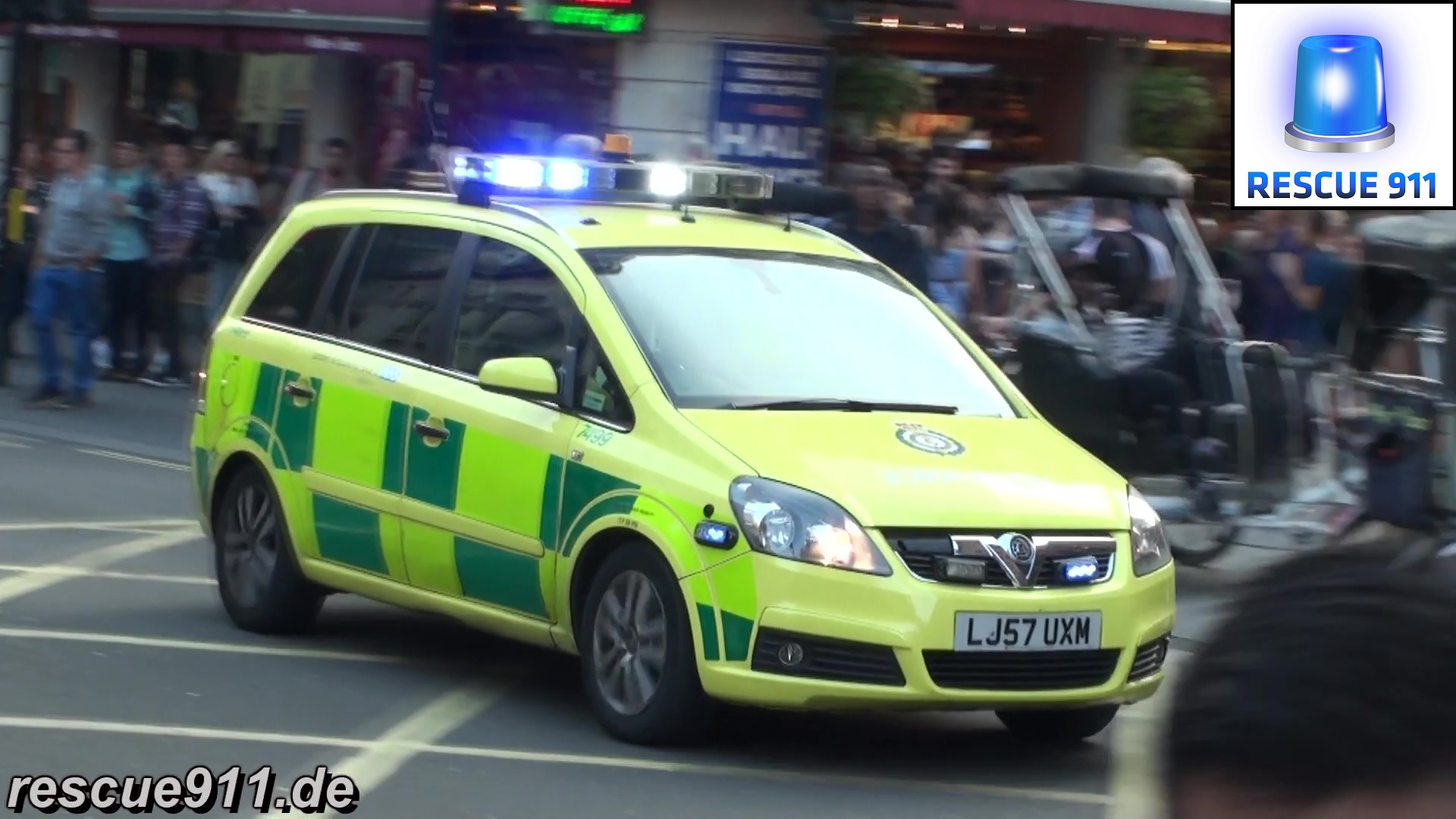 London Ambulance Service (collection) (stream)