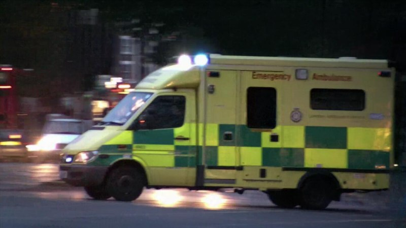Ambulance LAS