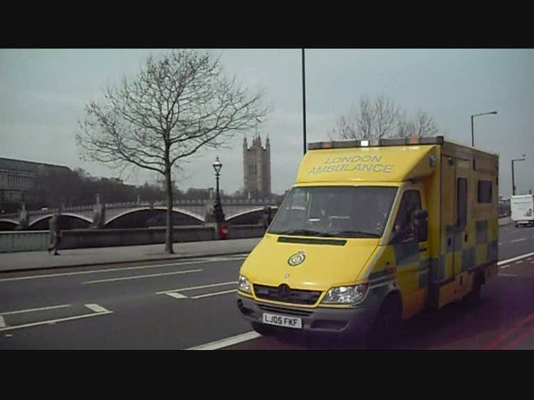 London Ambulance Service (collection)