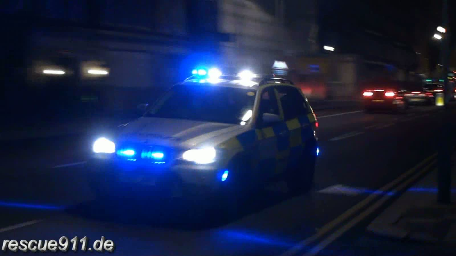 Armed Response Vehicle City of London Police (stream)