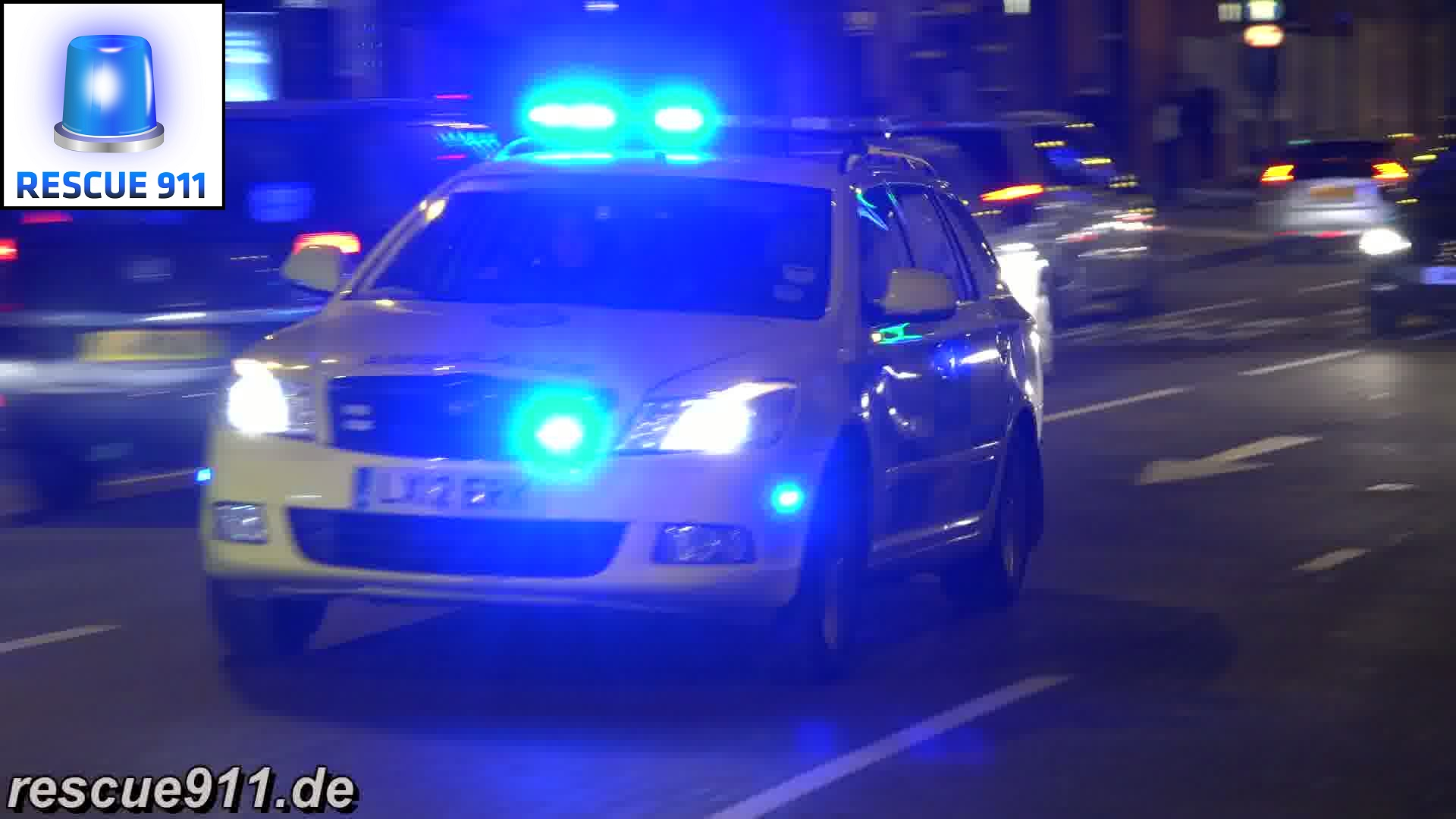 3x Police Carrier MET + Rapid Response Vehicle LAS (stream)