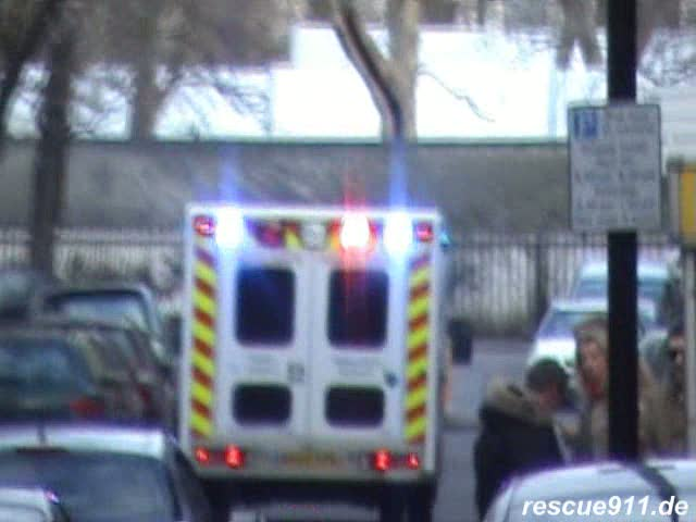 LQ - Emergency Vehicles London (stream)