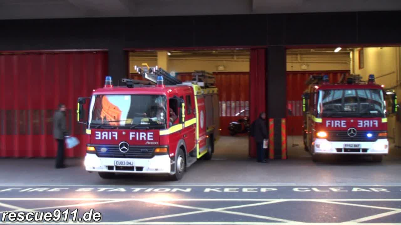 Pump Ladder + Pump LFB Soho (stream)