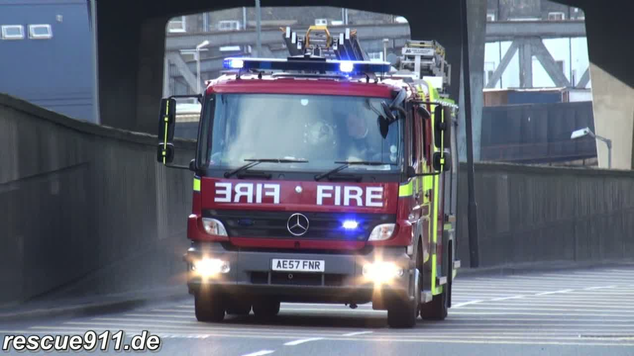 Pump Ladder LFB Paddington (stream)