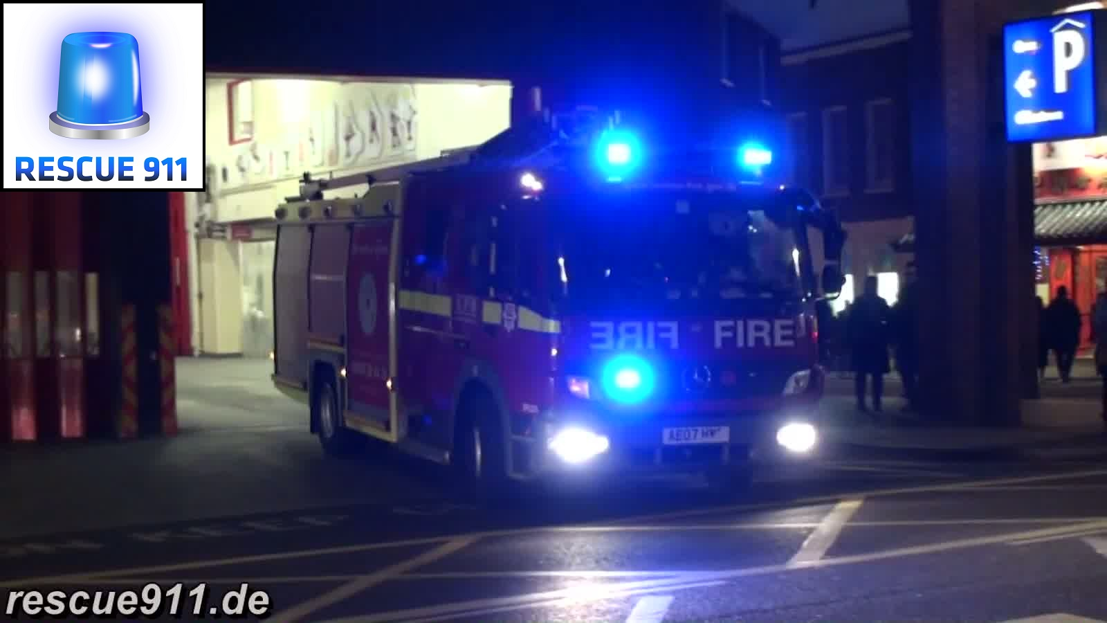 Pump Ladder LFB Soho (stream)