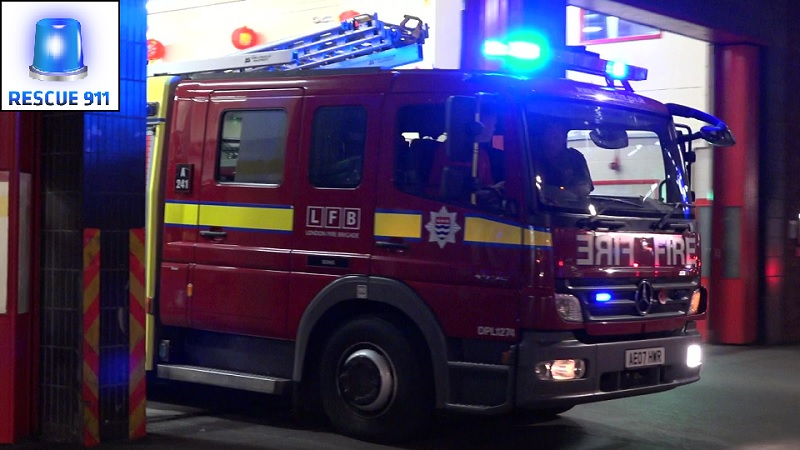 Pump Ladder A241 LFB Soho (stream)