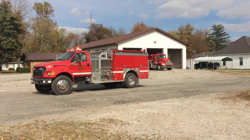 Truck 3 + Truck 6 Lamard Township Fire Department