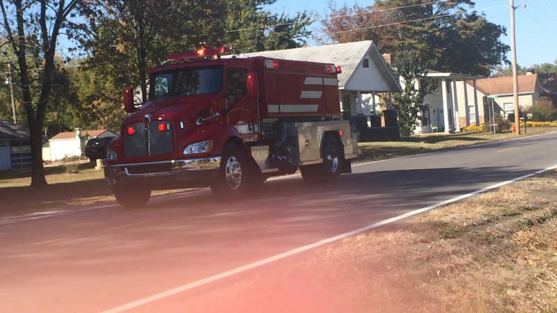Truck 6 Lamard Township Fire Department