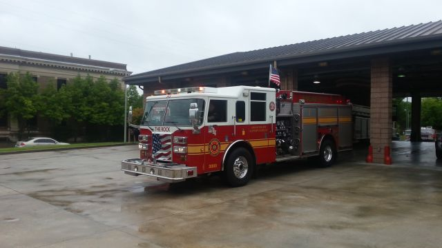Engine 1 + Rescue 1 Jacksonville Fire Department