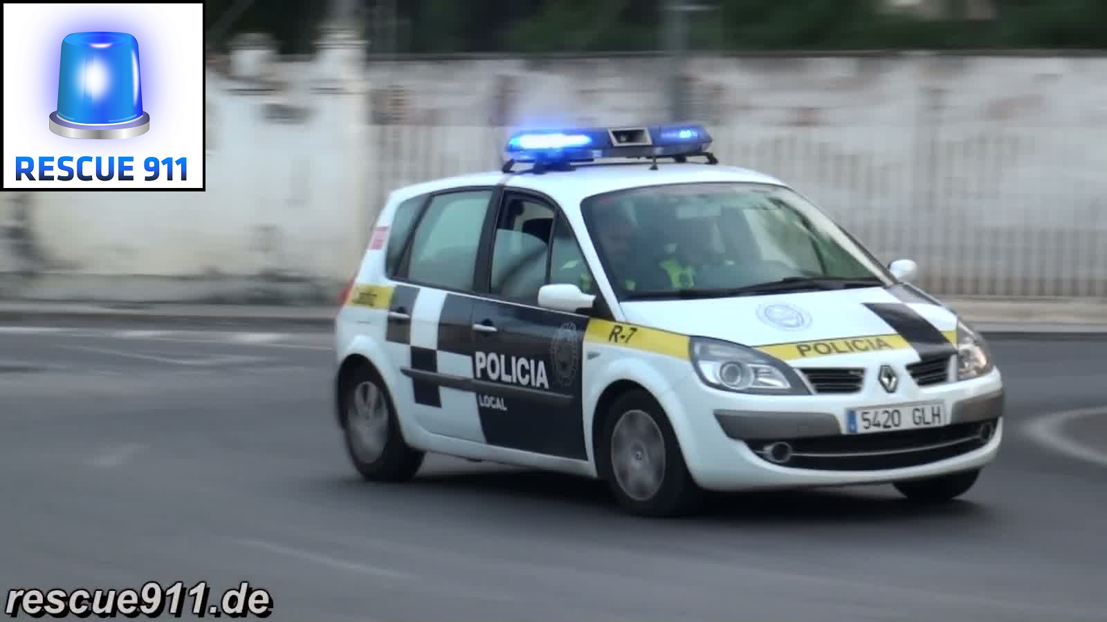 Policía + Ambulancía Cádiz (collection) (stream)