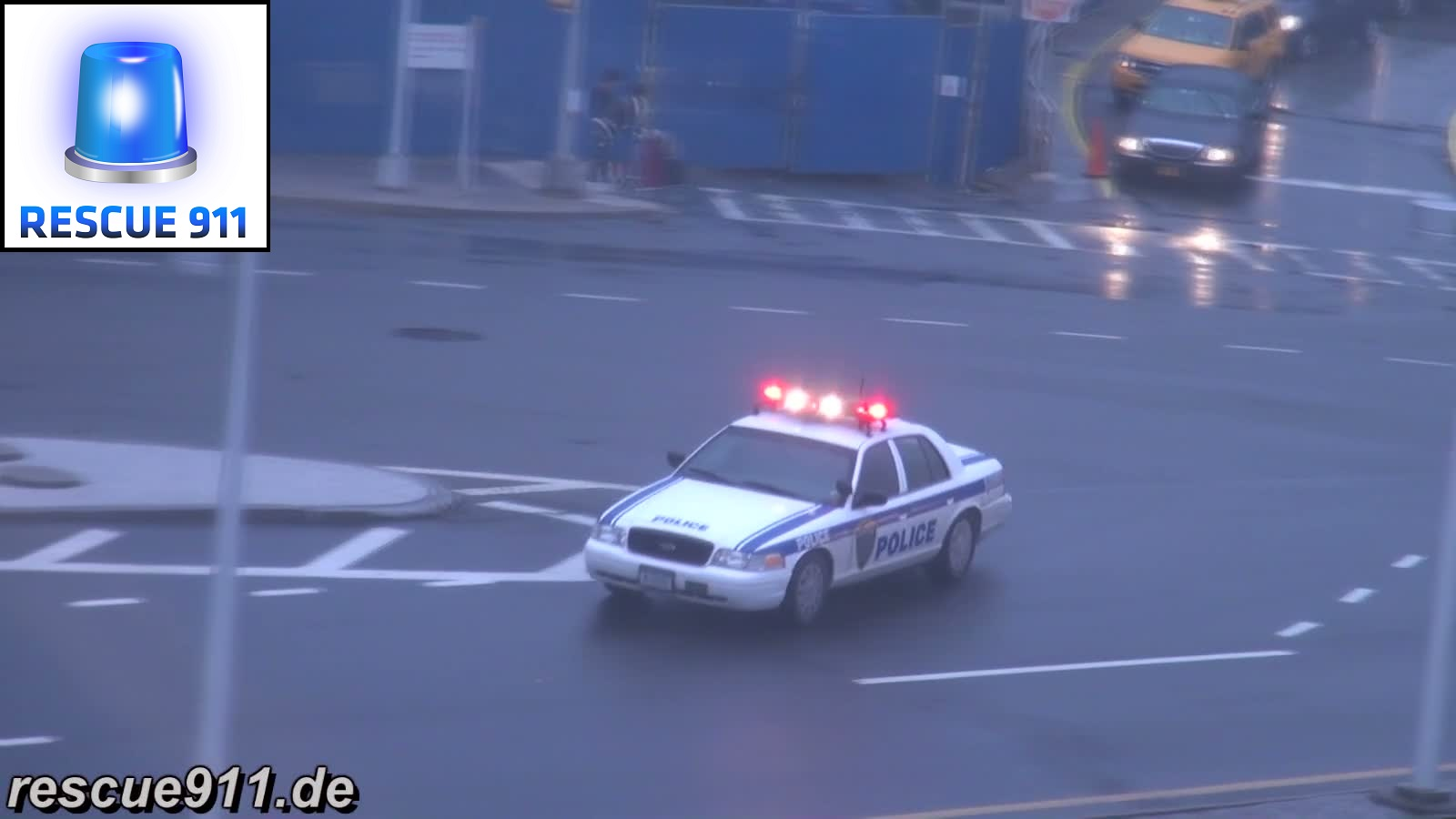 Police Car PAPD (stream)