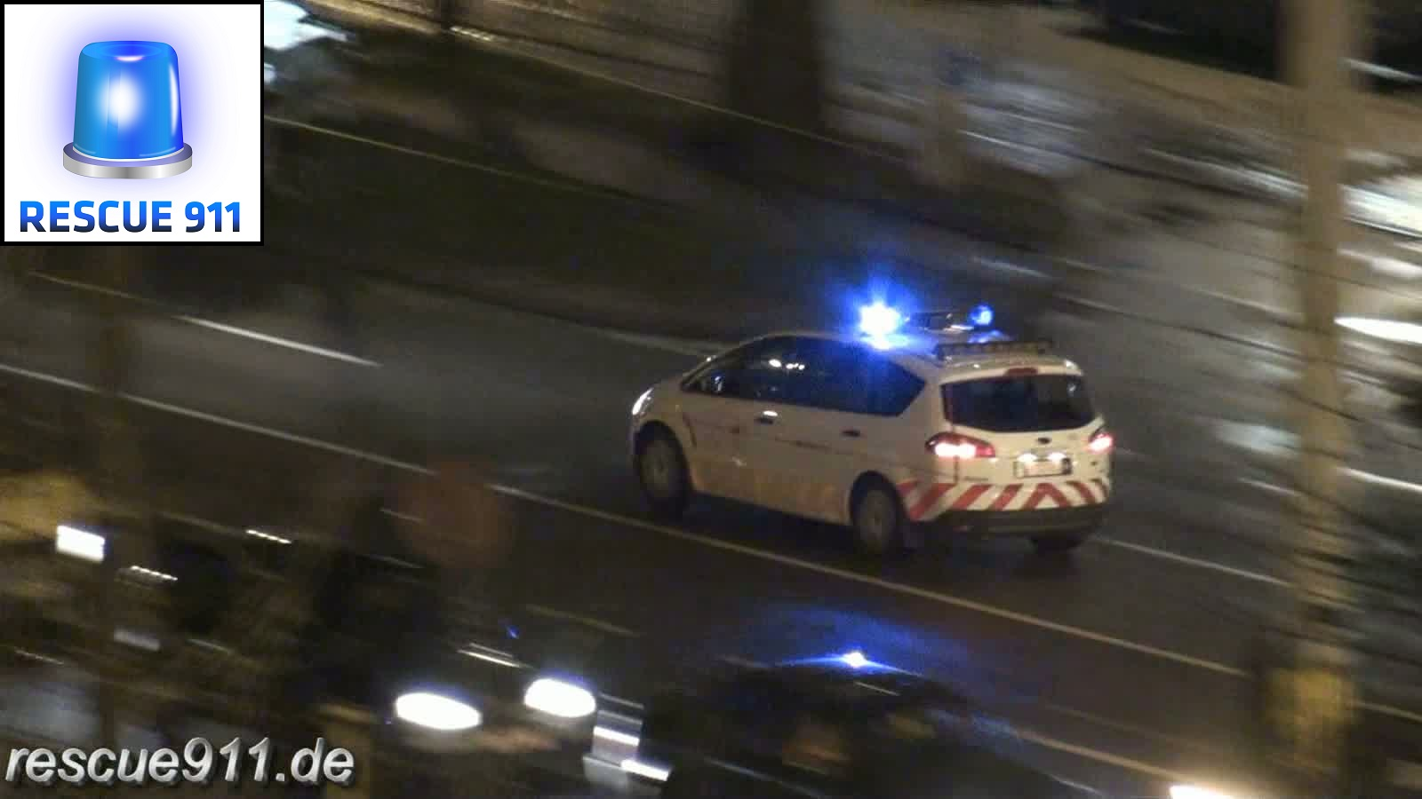 Emergency Vehicle De Lijn Antwerpen (stream)