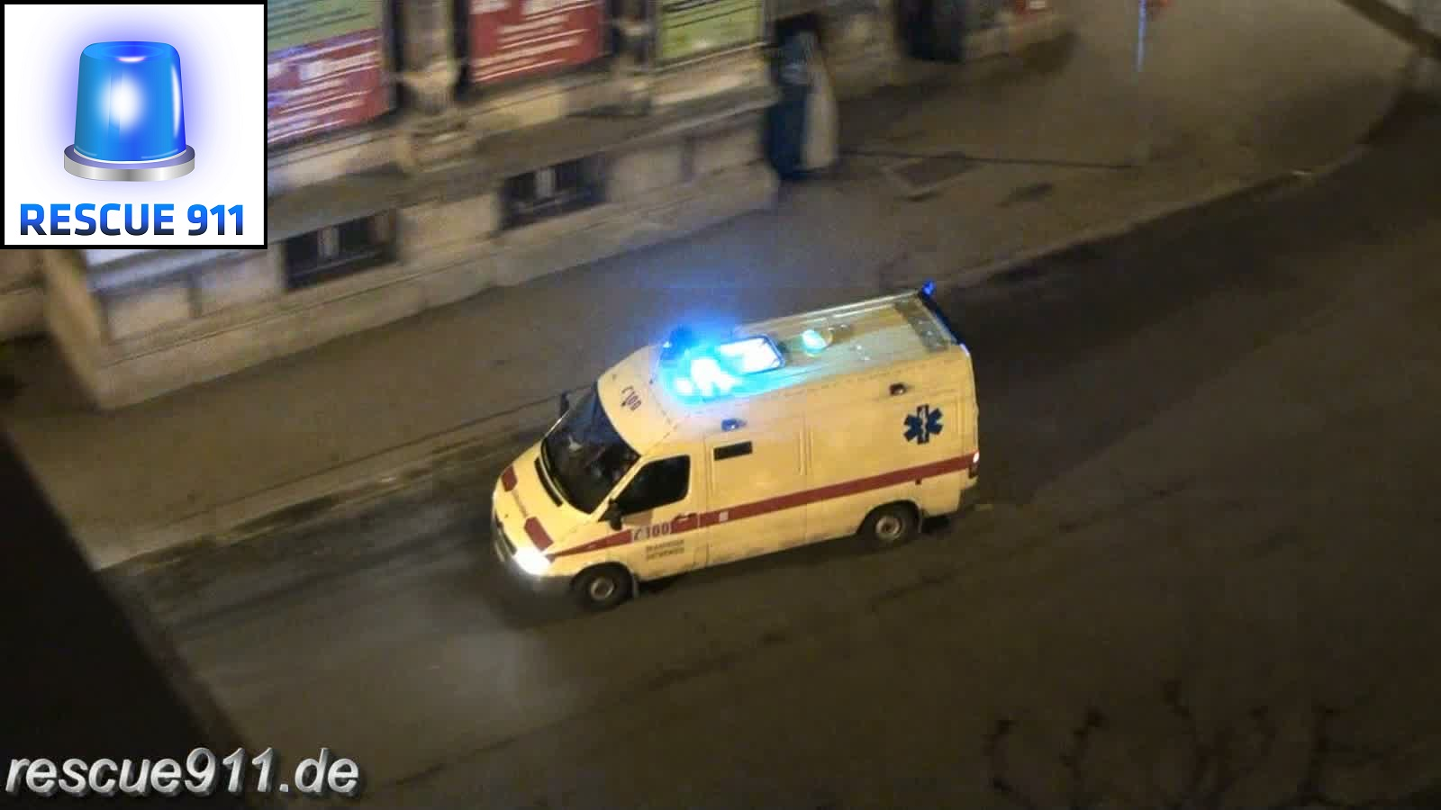 Ambulance Brandweer Antwerpen Post Central (collection) (stream)