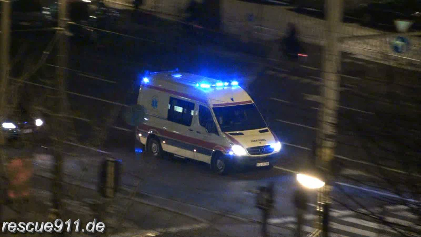 Ambulance Antwerpen (stream)
