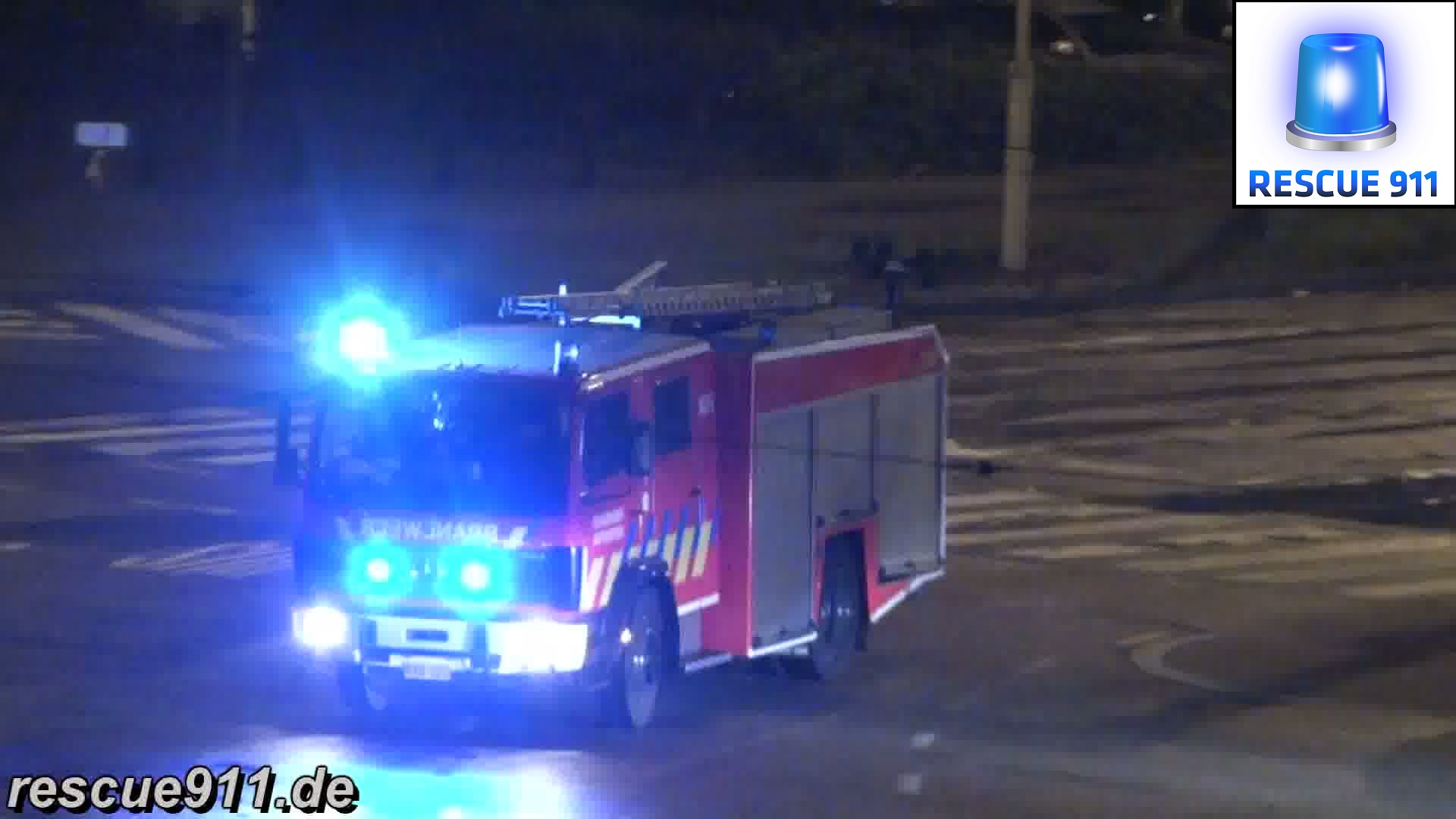 Commandowagen + 2e Hulp Brandweer Antwerpen Post Noord (collection) (stream)