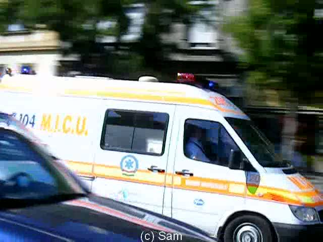 Ambulance MICU
