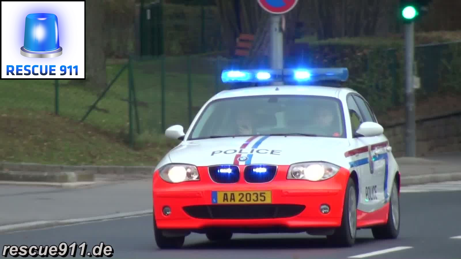 Police + SAMU + Protection Civile + Incendie Ambulances (collection) (stream)