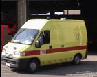 Ambulance A136 SIAMU