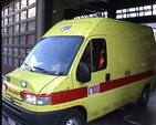 Ambulance A134 SIAMU
