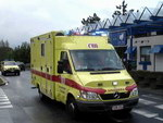 Ambulance Zaventem 1