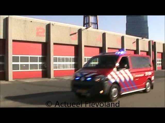 OvD 994 Brandweer Almere