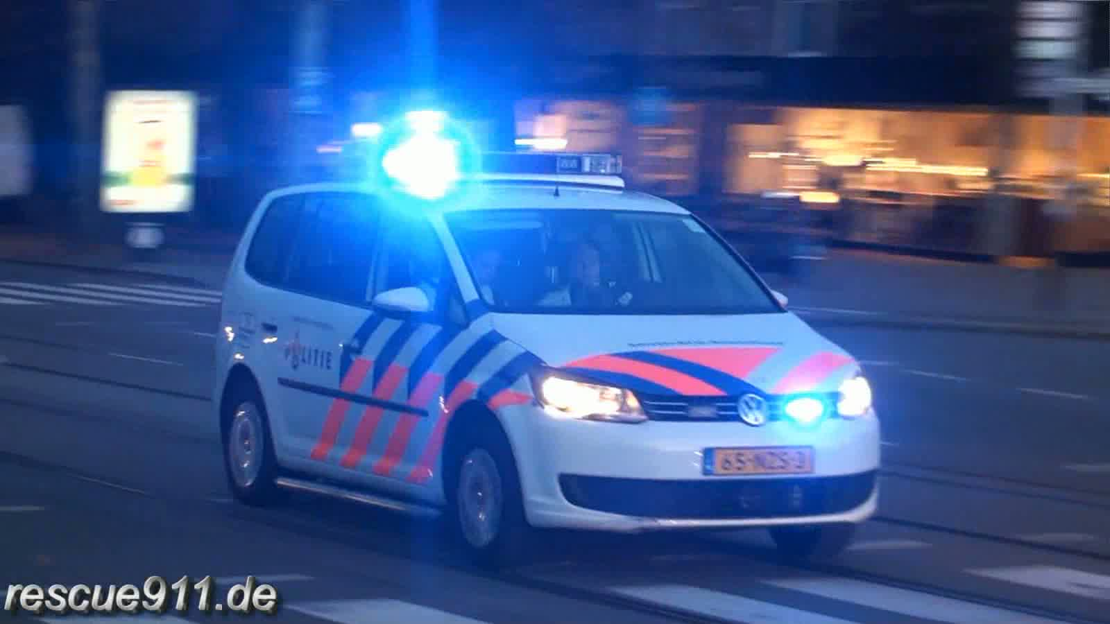 Politie Amsterdam (Collection) (stream)