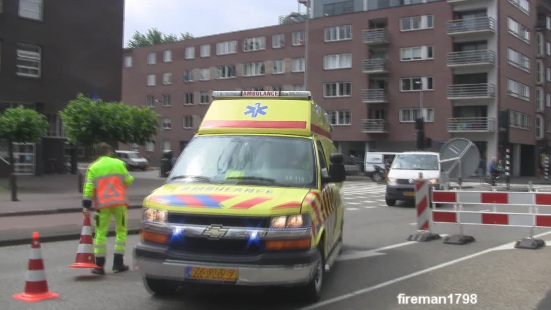 Ambulance GGD Amsterdam (Collection)