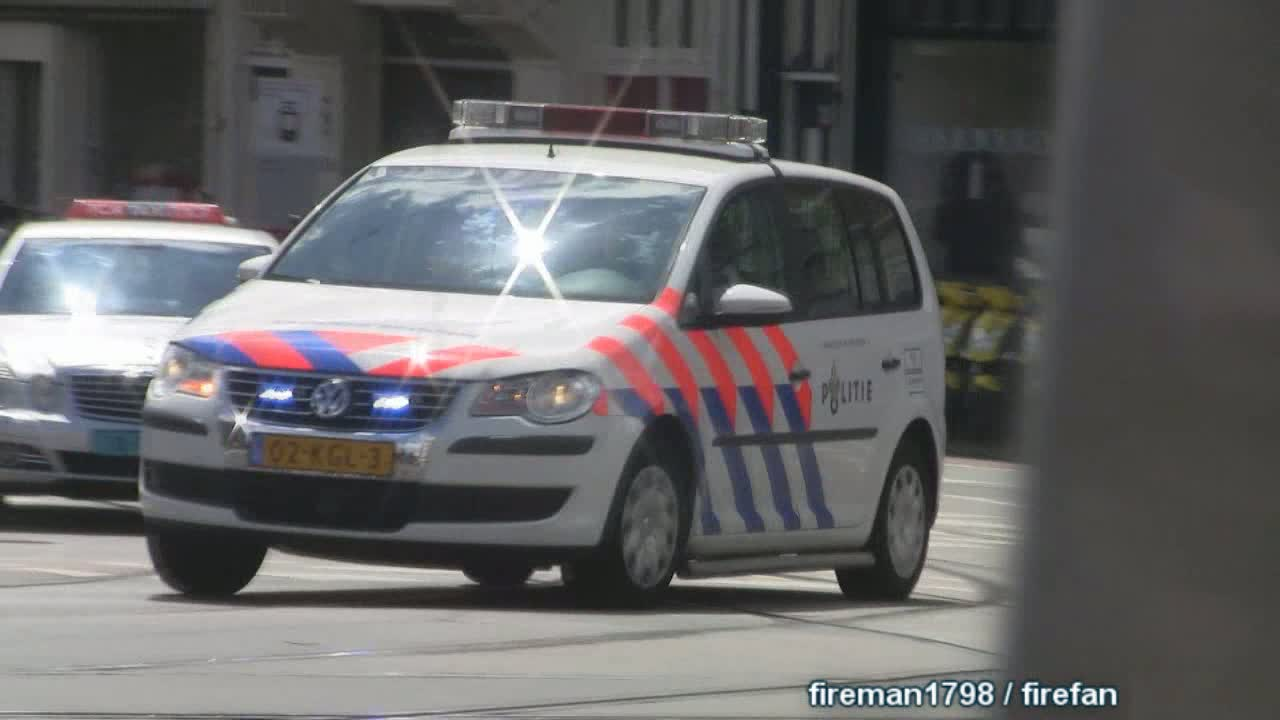 Politie Amsterdam (collection)