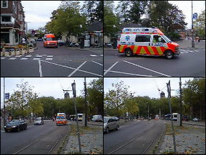 Ambulance VZA