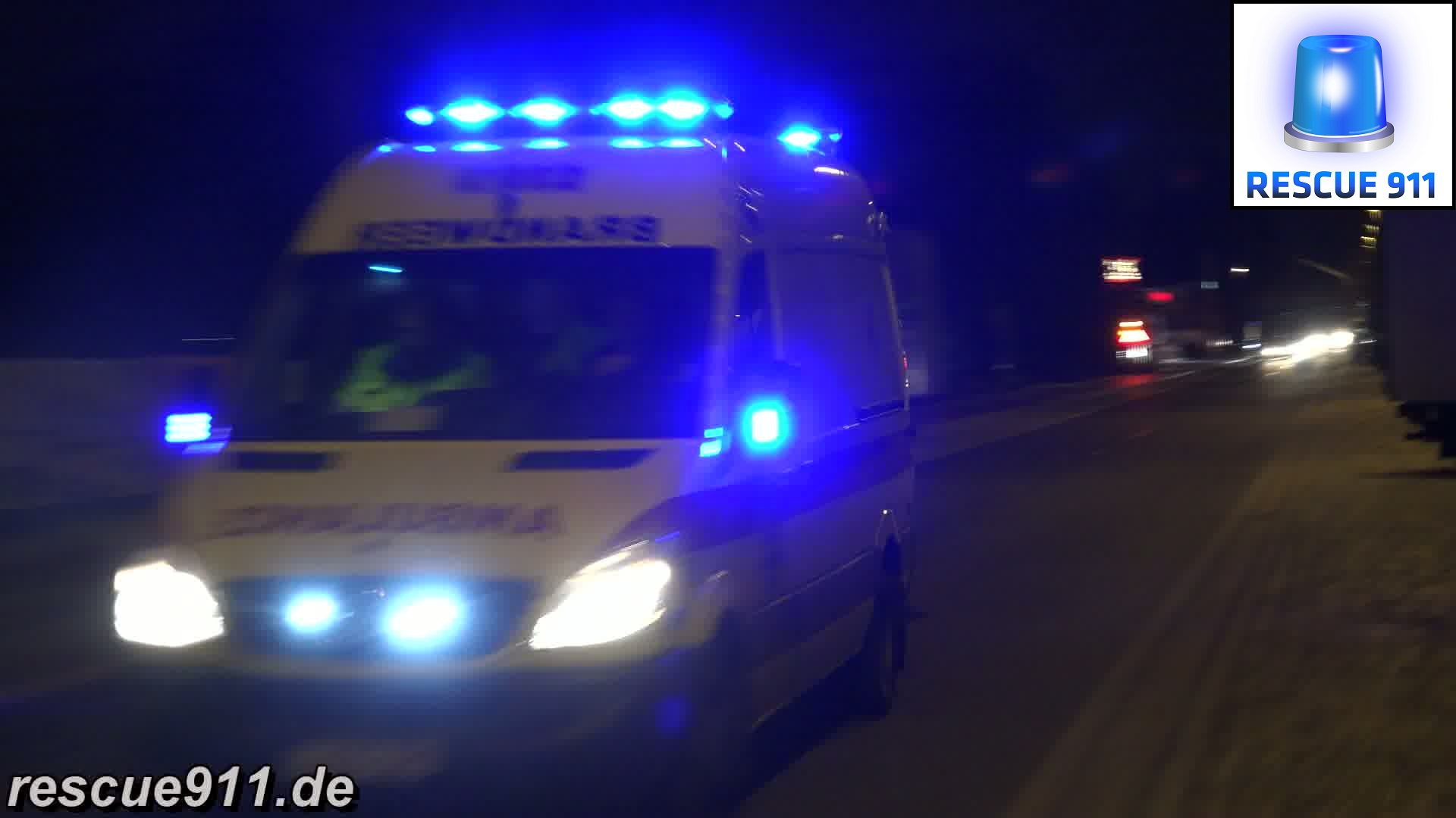 2x Ambulance Brandweer Gent (collection) (stream)