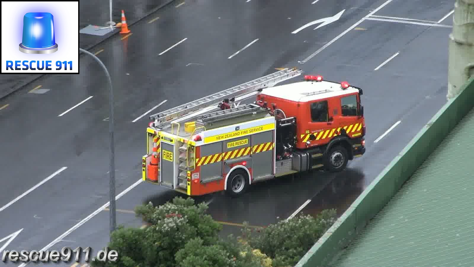 New Zealand Fire Service (collection) (stream)