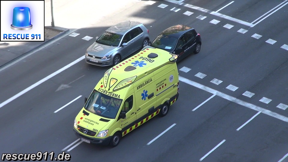 Barcelona Emergency Medical Services (collection) (stream)