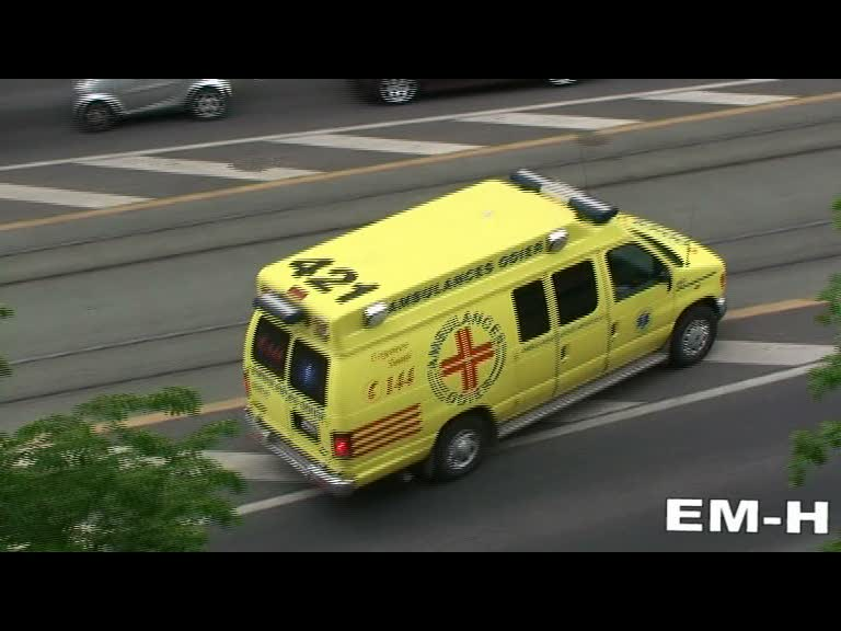 Ambulance 421 Odier