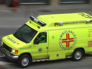 AMBULANCES ODIER