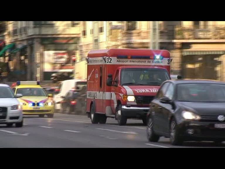 Ambulance SSA + Cardiomobile