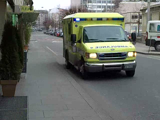 AS Ambulance + Ambulance Odier + Cardiomobile
