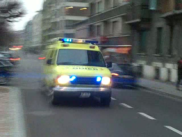 Ambulance Odier